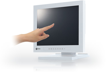 Touch Screens Available, Too